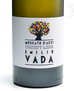 Moscato D'Asti - Azienda Agricola Emilio Vada - 2017 - Effervescent