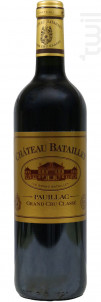Château Batailley, 5ème Cru Pauillac - Château Batailley - 2009 - Rouge