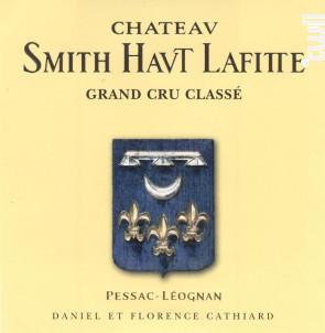 Château Smith Haut Lafitte - Château Smith Haut Lafitte - 2012 - Rouge