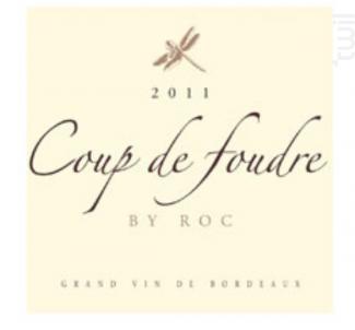 Coup de Foudre BY ROC - Château ROC - 2010 - Rouge