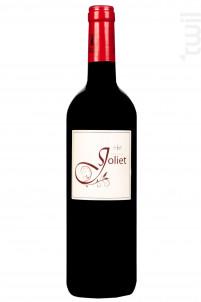 Rouge classique - Château Joliet - 2016 - Rouge