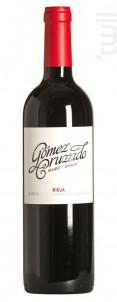 Rioja Crianza - GOMEZ CRUZADO - 2015 - Rouge