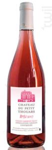 Château du Petit Thouars Rosé - Château Du Petit Thouars - 2017 - Rosé