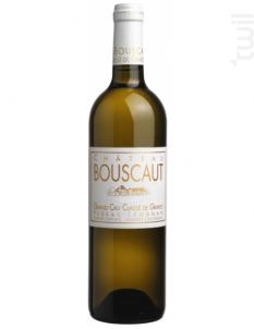 Château Bouscaut - Château Bouscaut - 1983 - Blanc