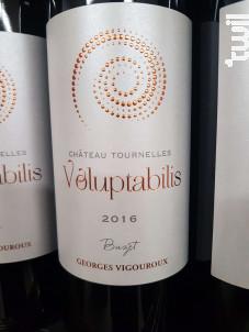 Tournelles Voluptabilis - Château Tournelles - 2016 - Rouge