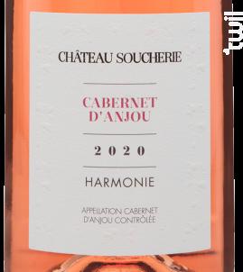Harmonie - Château Soucherie - 2020 - Rosé