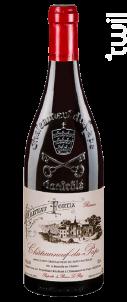 Réserve - Château Fortia - 2016 - Rouge