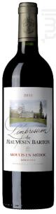 L'Impression de Mauvesin Barton - Château Mauvesin Barton - 2016 - Rouge