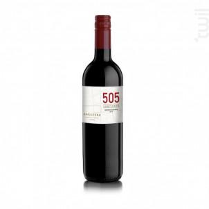 505 - MALBEC - Casarena - 2017 - Rouge