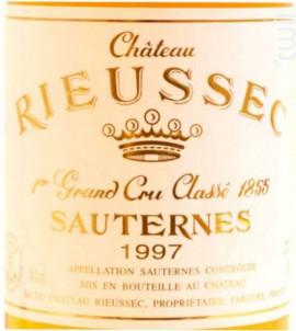 Château Rieussec - Domaines Barons de Rothschild - Château Rieussec - 1997 - Blanc