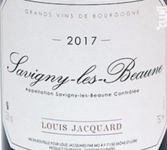 Les Bas Liars - Louis Jacquard - 2017 - Rouge