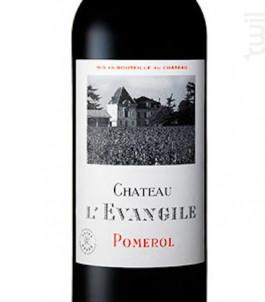 Château L'evangile - Château de L'Evangile - 2017 - Rouge