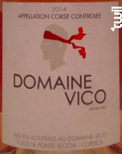Domaine Vico - Domaine Vico - 2017 - Rosé