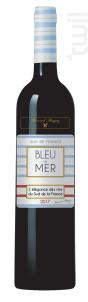 Bleu de Mer - Bernard Magrez - 2017 - Rouge