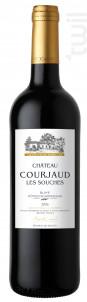 Château Courjaud - Les Souches - Les Vignerons de Tutiac - 2019 - Rouge