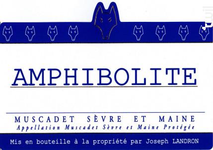 Amphibolite - Domaine Jo Landron - 2017 - Blanc