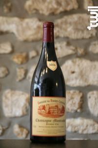 Chassagne Montrachet Domaine des Hautes Cornières - Domaine Chapelle et Fils - 2004 - Rouge