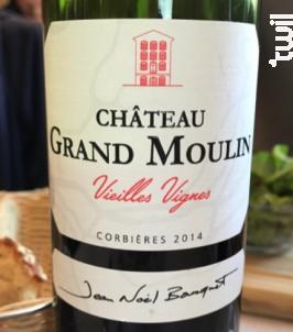 Vieilles Vignes - Château Grand Moulin - 2013 - Rouge