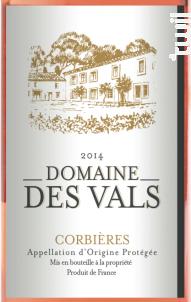 Domaine des Vals - Cellier des Demoiselles - 2018 - Rosé