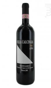 Villa Calcinaia Chianti Classico Riserva Bio - Villa Calcinaia - 2014 - Rouge