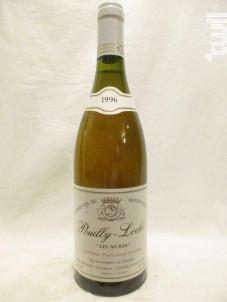 Pouilly-loché Les Mures - Alain Delaye - 1996 - Blanc