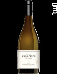 Le Châtelet - Famille Cros-Pujol - Château Grézan - 2018 - Blanc