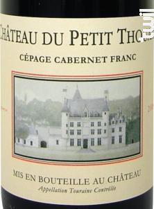 Cuvée Réserve - Château Du Petit Thouars - 2014 - Rouge