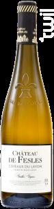 Château de Fesles - Vieilles Vignes - Château de Fesles - 2016 - Blanc