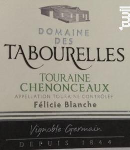 Cuvée Félicie Blanche - Domaine des Tabourelles - 2018 - Blanc