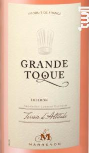 Grande Toque - Marrenon - 2020 - Rosé