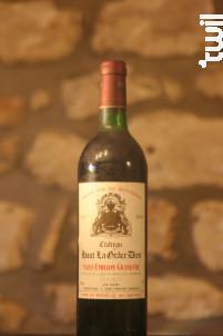 Château Haut la Grâce Dieu - Vignoble Saby - 1983 - Rouge