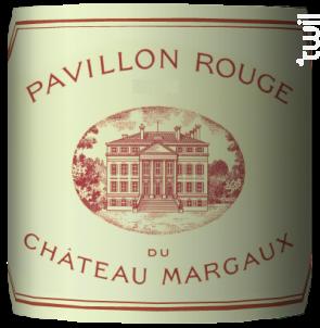 Pavillon Rouge du Château Margaux - Château Margaux - 2008 - Rouge