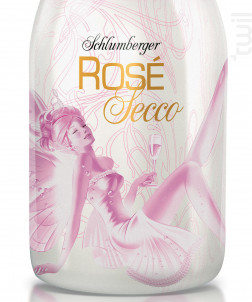 Rosé Secco - Schlumberger - Non millésimé - Effervescent
