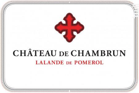 Château de Chambrun - Château Moncets - 2013 - Rouge