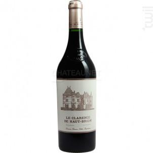 Le Clarence de Haut-Brion - Domaines Clarence Dillon- Château Haut-Brion - 2019 - Rouge