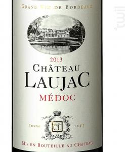 Château Laujac - Château Laujac - 1962 - Rouge