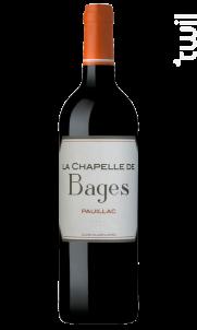 Château La Chapelle De Bages - Château Haut-Bages Libéral - 2016 - Rouge