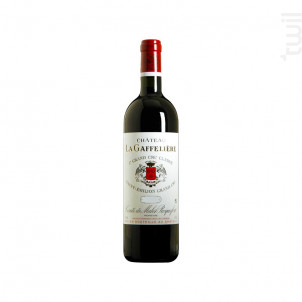 Château La Gaffelière - Château La Gaffelière - 2011 - Rouge