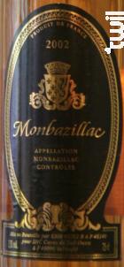 Monbazillac - Cave du Sud Ouest - 2000 - Blanc