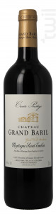 Château Grand Baril- Cuvée Prestige - Château Grand Baril et Réal Caillou - 2018 - Rouge