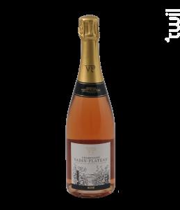 Rosé - Champagne VADIN-PLATEAU - Non millésimé - Effervescent