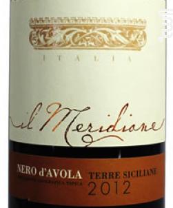 Il Meridione - Nero d'Avola - 2015 - Rouge