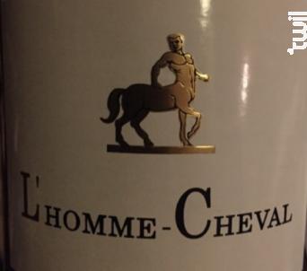 L'Homme Cheval - Domaine Léandre-Chevalier - 2015 - Rouge