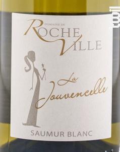 La Jouvencelle - Domaine de Rocheville - 2015 - Blanc