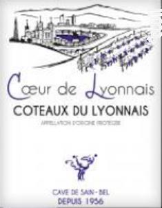 Coeur de Lyonnais - Agamy - 2017 - Rouge