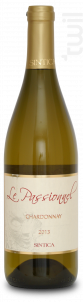 Le Passionnel Chardonnay - Sintica Winery - 2013 - Blanc