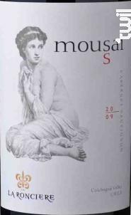 Moussai chardonnay - La Roncière - 2017 - Blanc