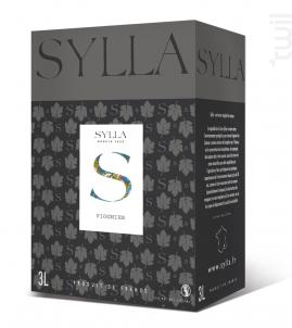 Viognier SYLLA BIB 3L - Les Vins de Sylla - 2019 - Blanc