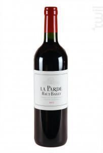 La Parde Haut-Bailly - Château Haut-Bailly - 2014 - Rouge