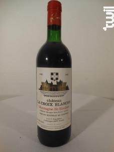 Château La Croix Blanche - Yvon Mau - 1985 - Rouge